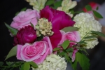 Peonies, roses and tuberose