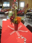 Birthday party centerpiece